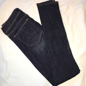 Denim - Skinny Jeans with Real Pockets